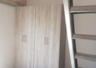 Bedroom Cupboards - Danmel Melanine City