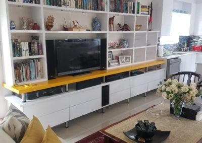 Display TV units - Danmel Melanine City