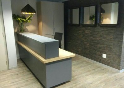 Office Furniture and Reception - Danmel Melanine City